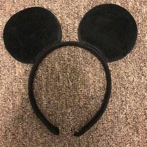 👻 2/$20 Adult Mouse Costume Ears Headband